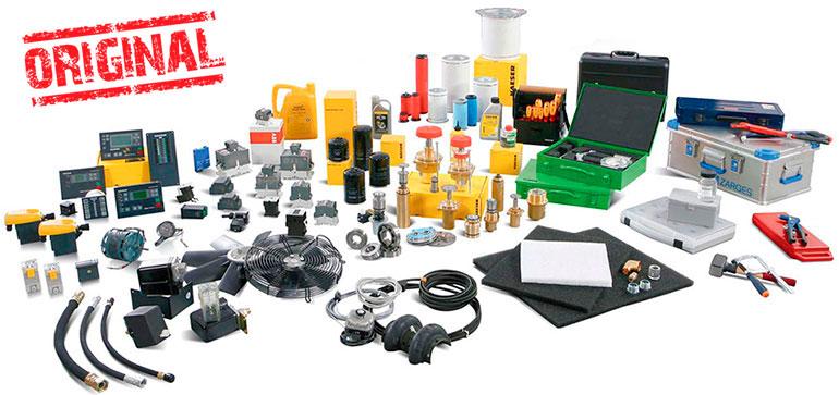 Запчасти и комплектующие kaeser kompressoren